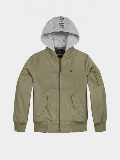 Куртка Tommy Hilfiger модель KB0KB06449-PMO — фото - INTERTOP