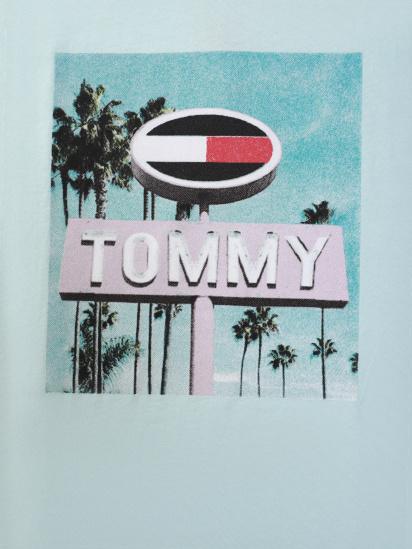 Футболка Tommy Hilfiger модель KB0KB06517-CUT — фото 3 - INTERTOP