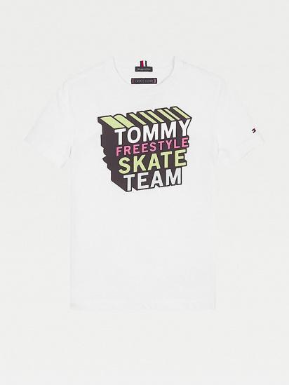 Футболка Tommy Hilfiger модель KB0KB06520-YBR — фото 2 - INTERTOP
