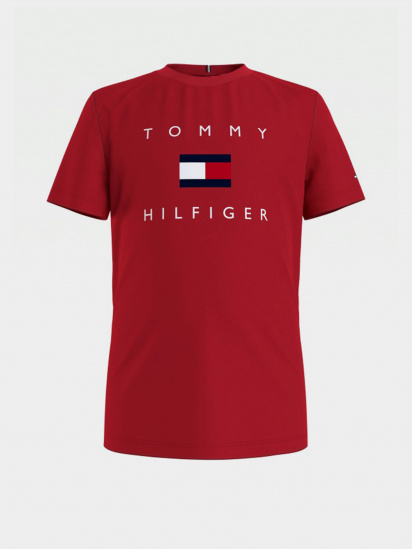 Футболка Tommy Hilfiger модель KB0KB06523-XNL — фото - INTERTOP