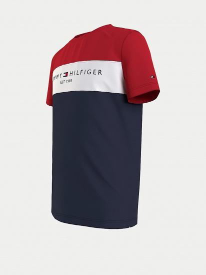 Футболка Tommy Hilfiger модель KB0KB06534-C87 — фото 3 - INTERTOP