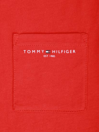 Футболка Tommy Hilfiger модель KB0KB06556-XNL — фото 3 - INTERTOP