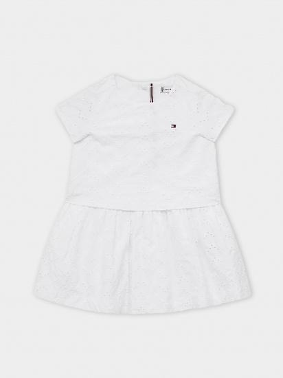 Сукня Tommy Hilfiger ANGLAISE модель KG0KG05645-YBR — фото 2 - INTERTOP