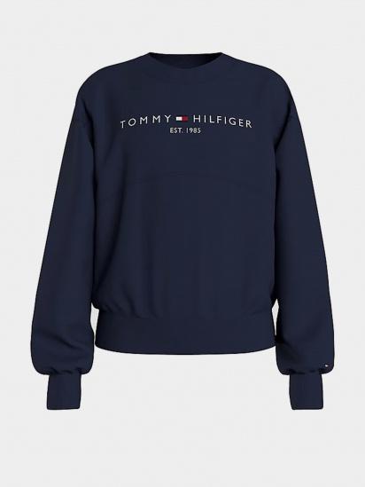 Світшот Tommy Hilfiger модель KG0KG05764-C87 — фото - INTERTOP