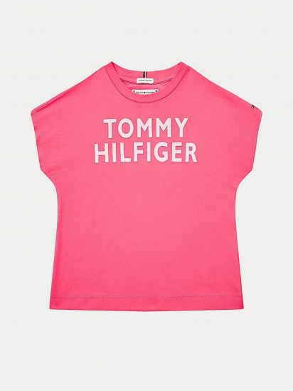 Футболка Tommy Hilfiger модель KG0KG05865-THJ — фото - INTERTOP