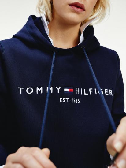 Худі Tommy Hilfiger модель WW0WW26410-DW5 — фото 3 - INTERTOP