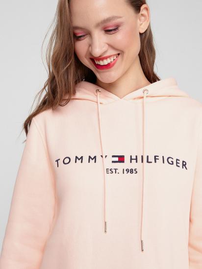 Худі Tommy Hilfiger модель WW0WW26410-TQS — фото 3 - INTERTOP