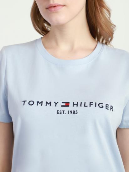 Футболка Tommy Hilfiger модель WW0WW28681-C1O — фото 3 - INTERTOP