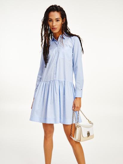 Сукня Tommy Hilfiger модель WW0WW30358-02D — фото - INTERTOP