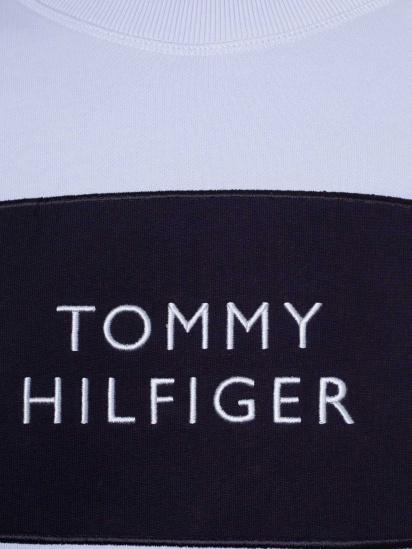 Світшот Tommy Hilfiger модель WW0WW30391-C1O — фото 3 - INTERTOP
