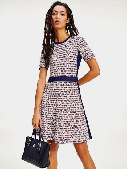 Сукня Tommy Hilfiger модель WW0WW30338-0KQ — фото - INTERTOP