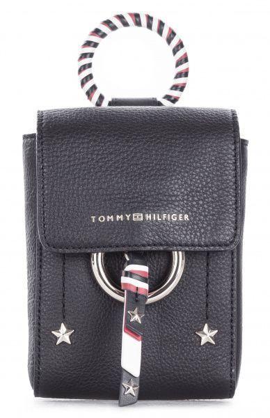 Купить Сумка модель TC821, Tommy Hilfiger, Черный
