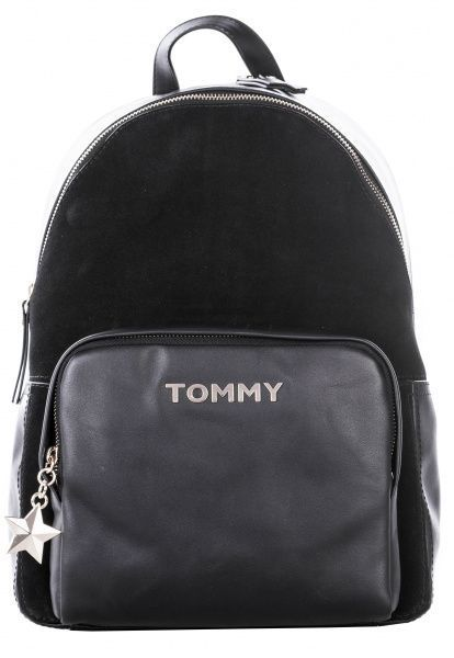 Купить Рюкзак модель TC822, Tommy Hilfiger, Черный