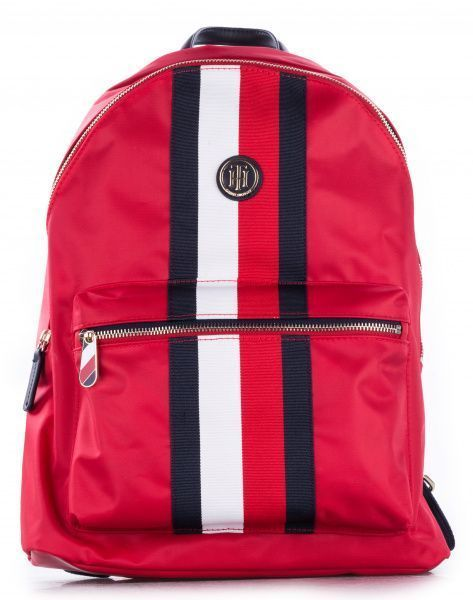 Купить Рюкзак модель TC832, Tommy Hilfiger, Красный