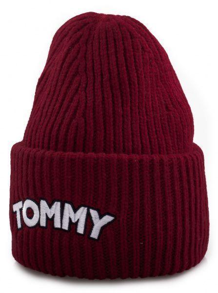 Купить Шапка женские модель TC839, Tommy Hilfiger, Красный