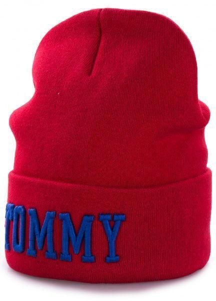 Купить Шапка женские модель TC846, Tommy Hilfiger, Красный