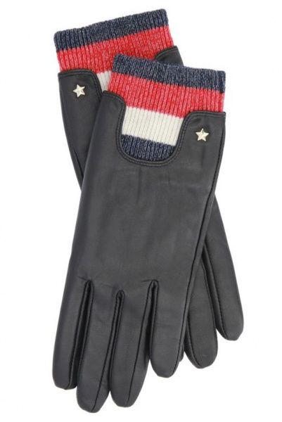 Купить Перчатки женские модель TC854, Tommy Hilfiger, Черный