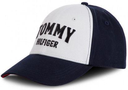 Кепка Tommy Hilfiger модель AW0AW06673-901 — фото - INTERTOP