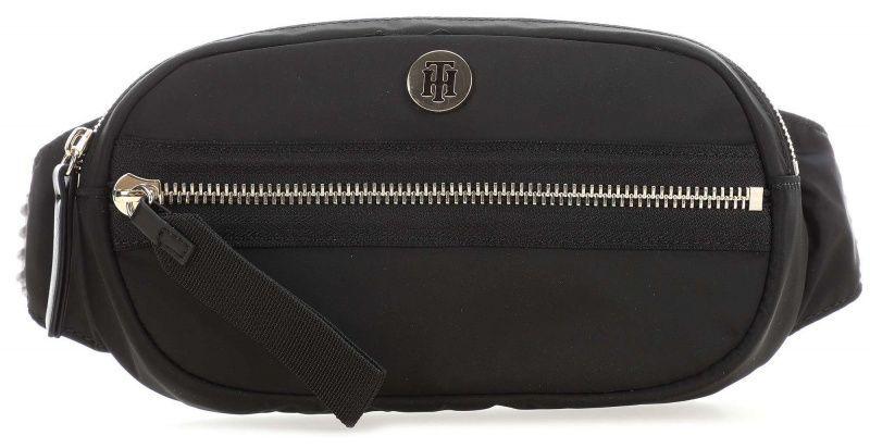 Купить Сумка на пояс модель TC959, Tommy Hilfiger, Черный
