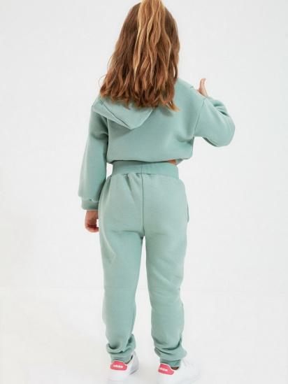 Спортивні штани Trendyol модель TKDAW22EA0117/Mint — фото 2 - INTERTOP