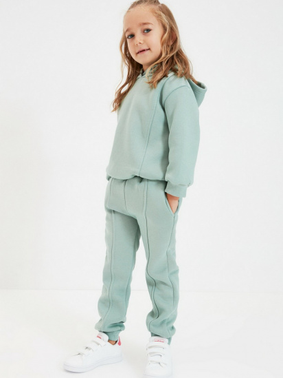 Спортивні штани Trendyol модель TKDAW22EA0117/Mint — фото 3 - INTERTOP