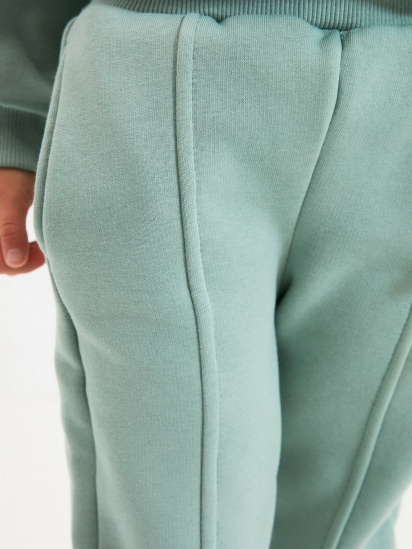 Спортивні штани Trendyol модель TKDAW22EA0117/Mint — фото 5 - INTERTOP