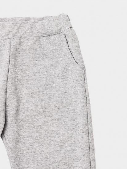 Спортивні штани Trendyol модель TKDSS21EA0228/Gri — фото 3 - INTERTOP