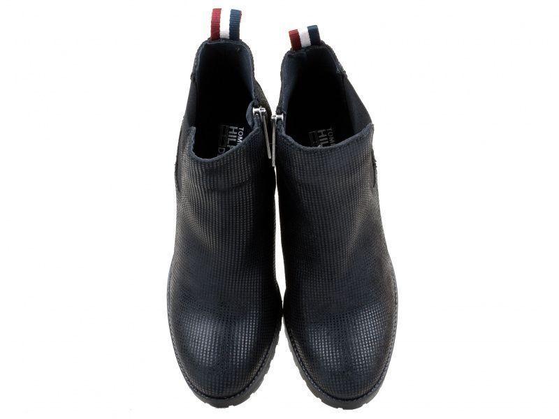 Ботинки женские Tommy Hilfiger TD1019 брендовая обувь, 2017