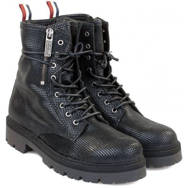 Ботинки женские Tommy Hilfiger FW0FW01750-990 Заказать, 2017