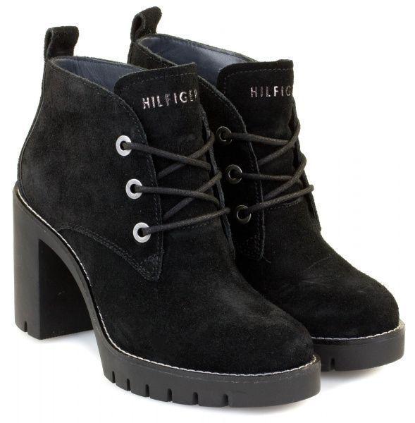 Купить Ботинки для женщин Tommy Hilfiger TD1034, Черный