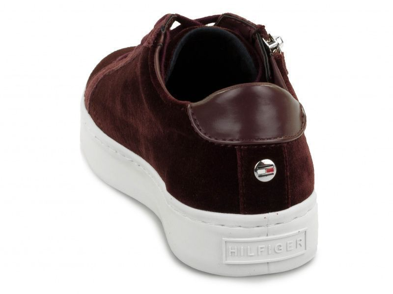 Полуботинки женские Tommy Hilfiger TD1049 размеры обуви, 2017