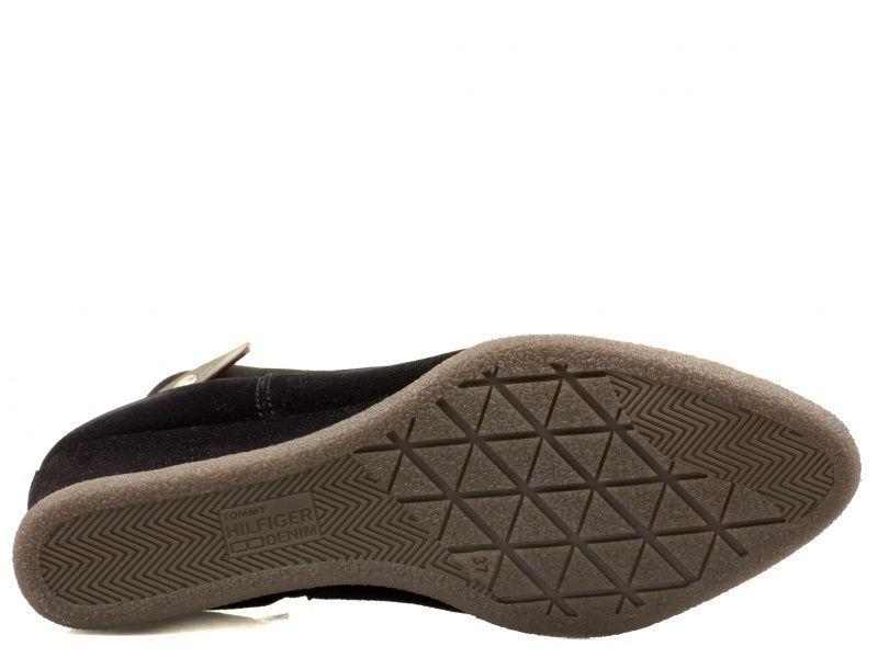 Ботинки женские Tommy Hilfiger TD1054 купить обувь, 2017