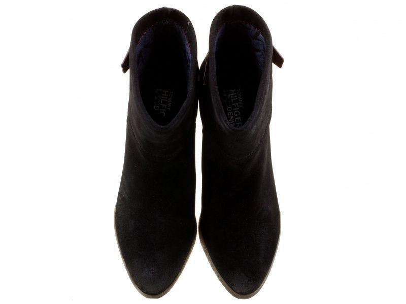 Ботинки женские Tommy Hilfiger TD1054 брендовая обувь, 2017