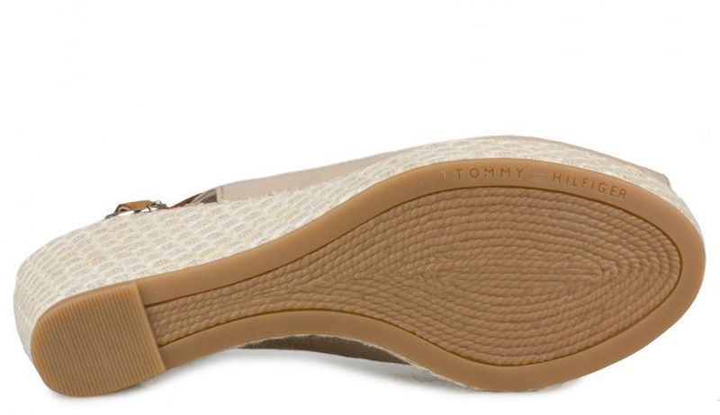 Босоножки женские Tommy Hilfiger TD1059 брендовая обувь, 2017