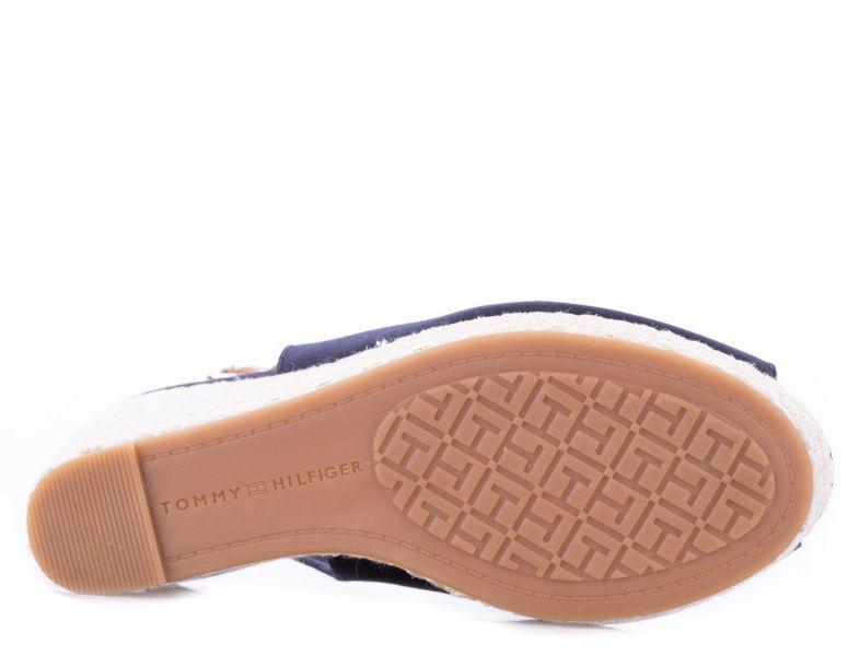 Босоножки женские Tommy Hilfiger TD1061 брендовая обувь, 2017