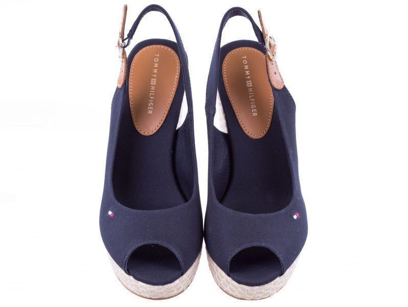 Босоножки женские Tommy Hilfiger TD1061 размеры обуви, 2017