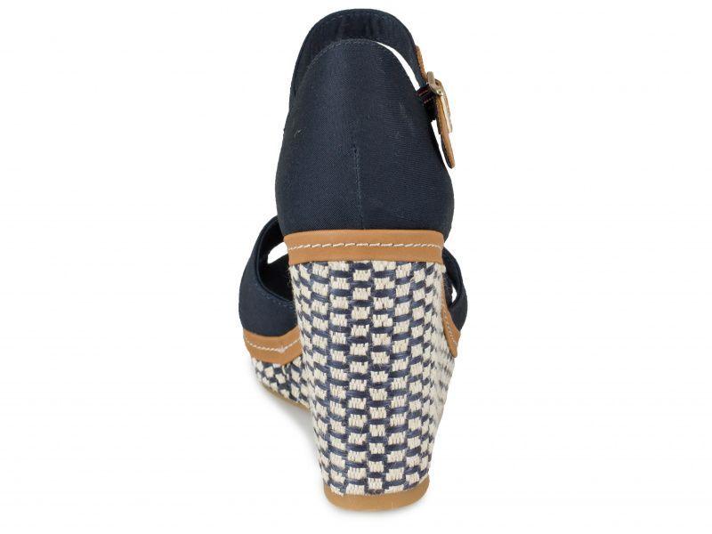 Босоножки женские Tommy Hilfiger TD1066 брендовая обувь, 2017