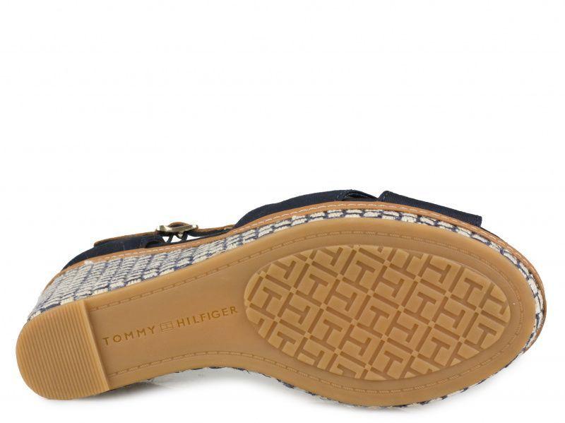 Босоножки женские Tommy Hilfiger TD1066 размеры обуви, 2017