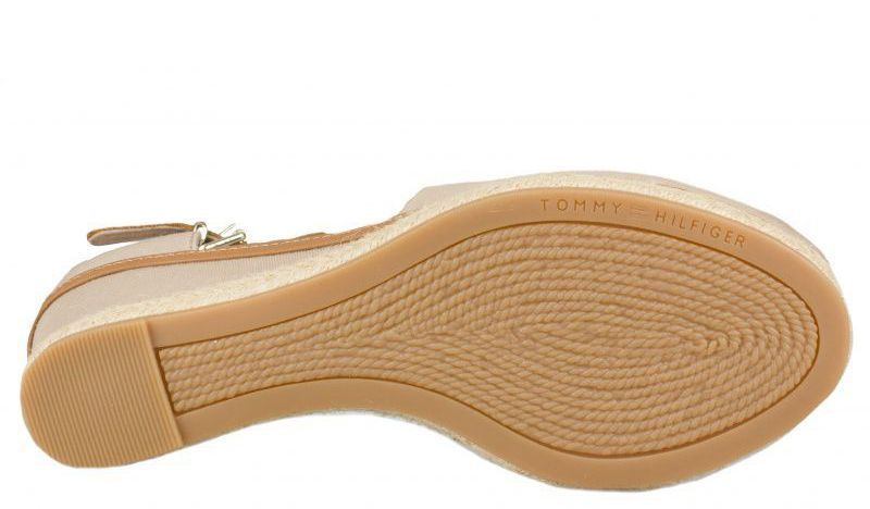 Босоножки женские Tommy Hilfiger TD1070 брендовая обувь, 2017