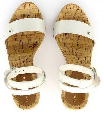 Босоніжки Tommy Hilfiger модель FW0FW02097-121 — фото 4 - INTERTOP