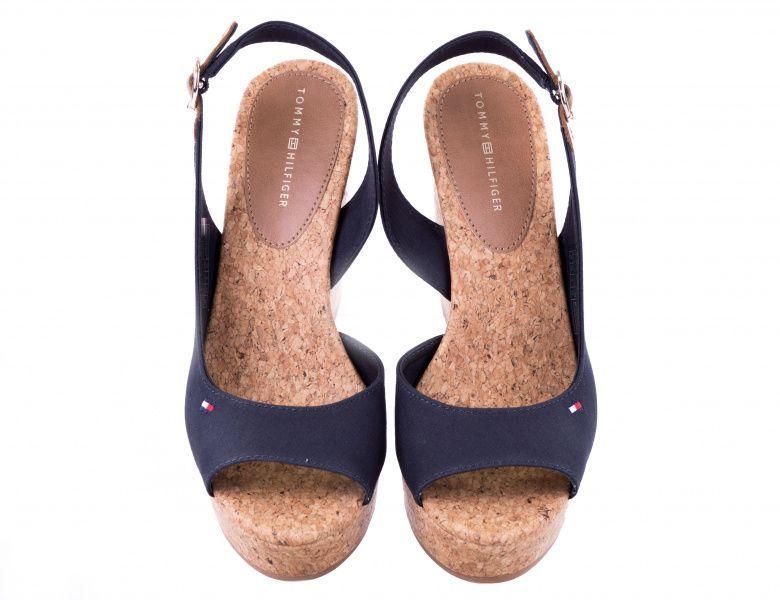 Босоножки женские Tommy Hilfiger TD1079 брендовая обувь, 2017