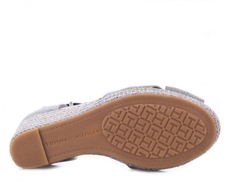 Босоножки женские Tommy Hilfiger TD1082 брендовая обувь, 2017