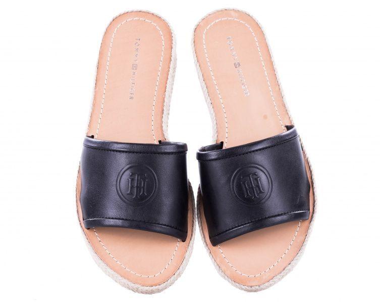 Шлёпанцы женские Tommy Hilfiger TD1097 брендовая обувь, 2017