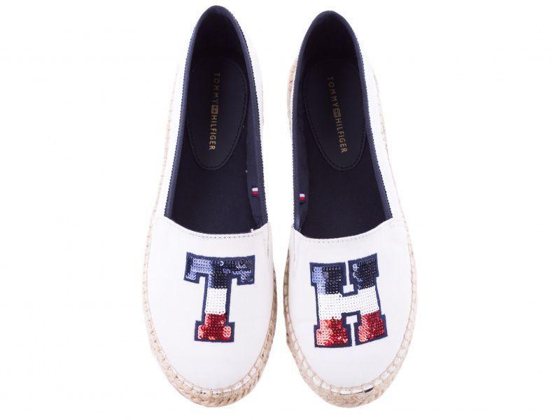 Cлипоны женские Tommy Hilfiger TD1121 купить обувь, 2017