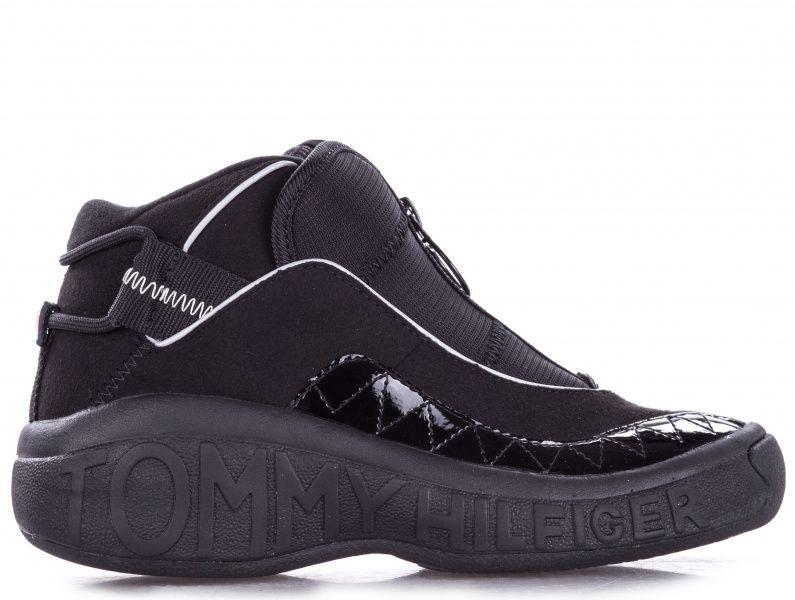 Купить Кроссовки женские Tommy Hilfiger TD1148, Черный