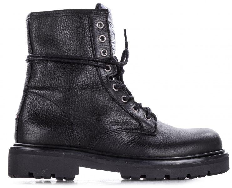 Купить Ботинки женские Tommy Hilfiger TD1152, Черный