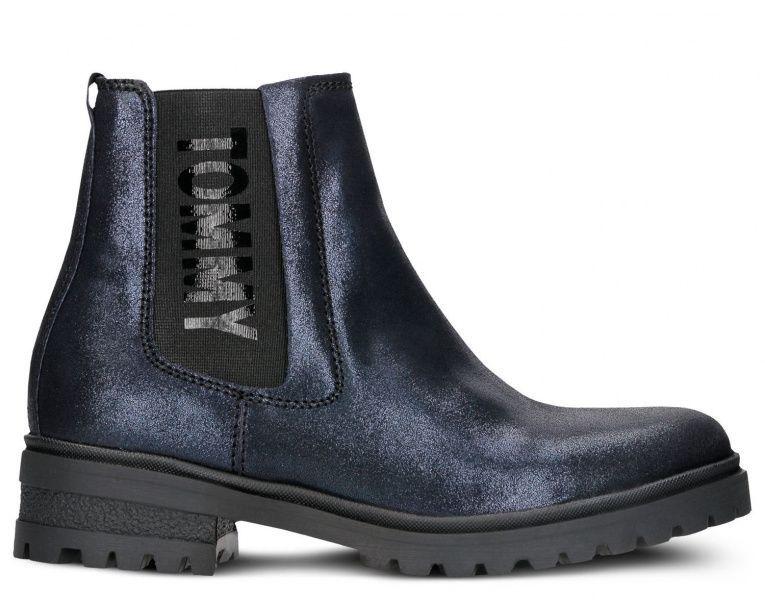 Купить Ботинки для женщин Tommy Hilfiger TD1154, Синий