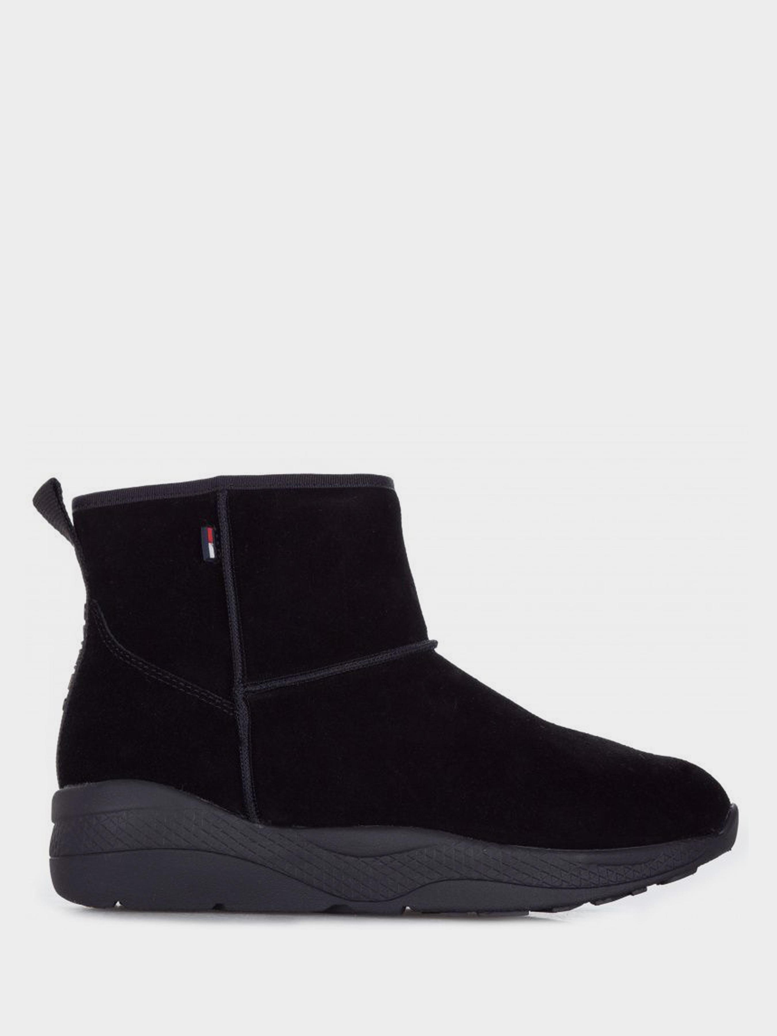 Купить Ботинки для женщин Tommy Hilfiger TD1157, Черный