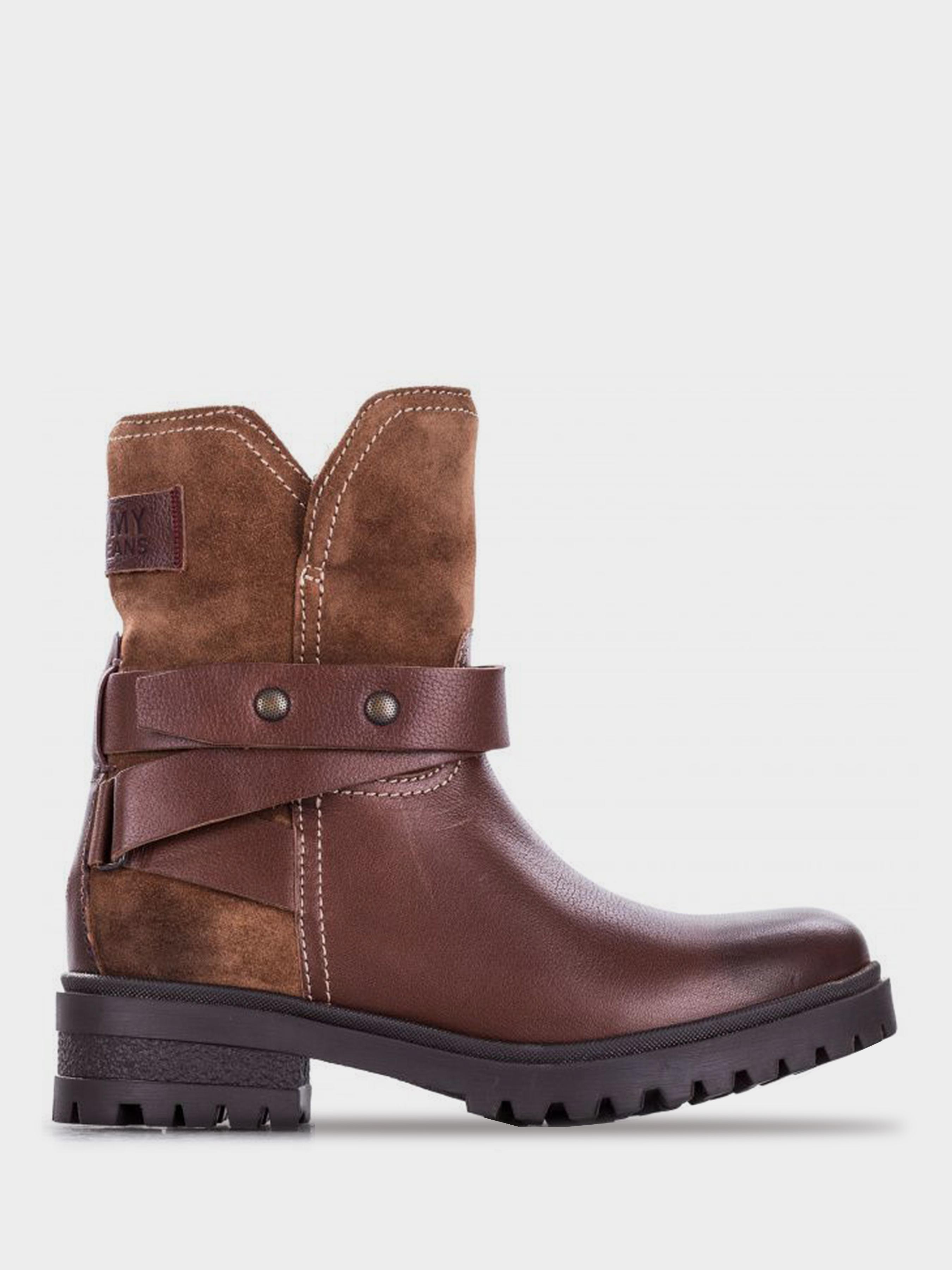 Купить Ботинки для женщин Tommy Hilfiger TD1161, Коричневый