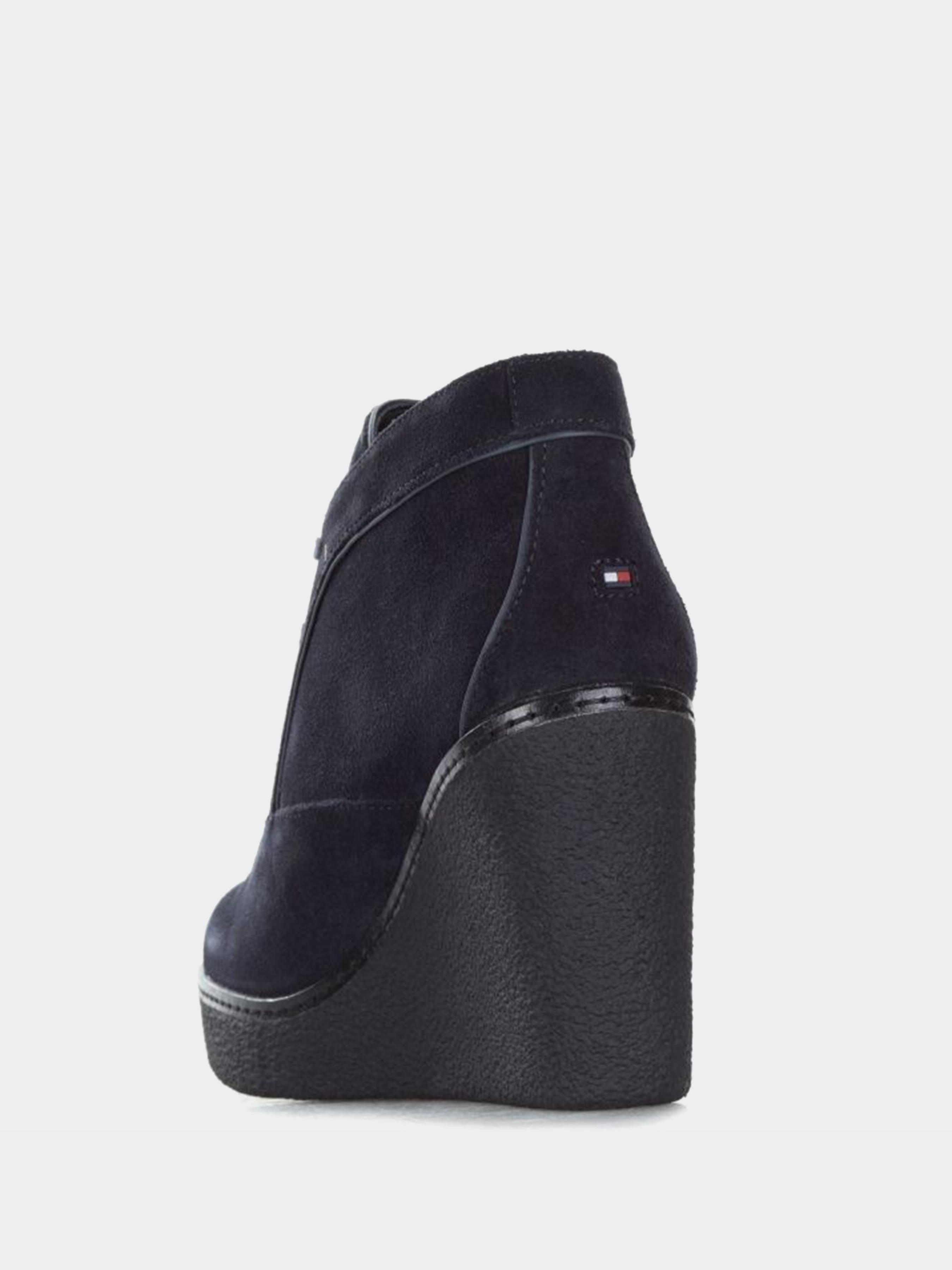 Ботинки женские Tommy Hilfiger TD1162 , 2017